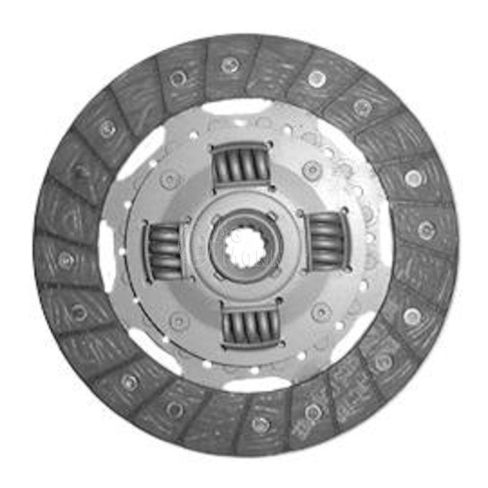 Ford 1210 Steering Parts : W quot single stage clutch disc for ford