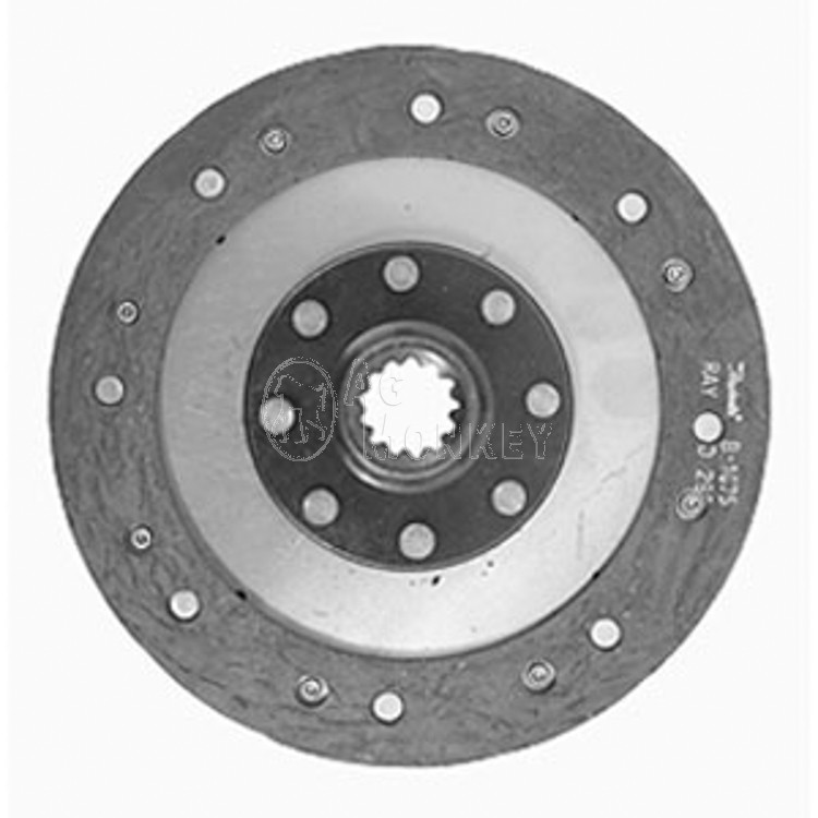 Massey Ferguson 1220 Tractor Parts : M  quot single stage clutch disc for massey