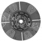 "384633 HD6 NEW 10 1/2"" Single Stage Clutch Disc International 504 330 350 2500"