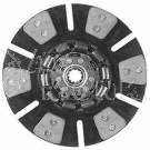 "85026 REG NEW 12"" Single Stage Clutch 6-Pad Disc Case-IH 495 585 595 685 695 785"