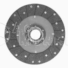 "W19877 10"" Single Stage Clutch Woven Disc Cockshutt 35 540 550"