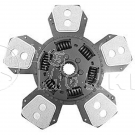 "Z78021050 13"" Single Stage Clutch 5-Pad Disc Zetor 7520 7540 8011 8045 8520 8540 8620 8621 8640 9520 9540 9641"