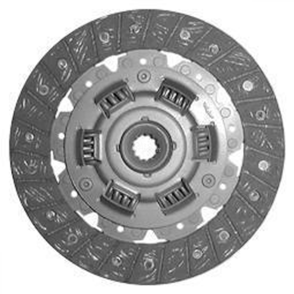 "1273242 NEW 7 1/4"" Single Stage Woven Clutch Disc for Case-IH 234 5015 5215 1010"