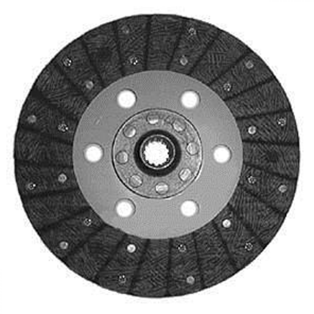 "6300068 10"" Dual Stage Clutch Woven PTO Disc 3460 662 762 764 772 774 664 75 3070 3070C"