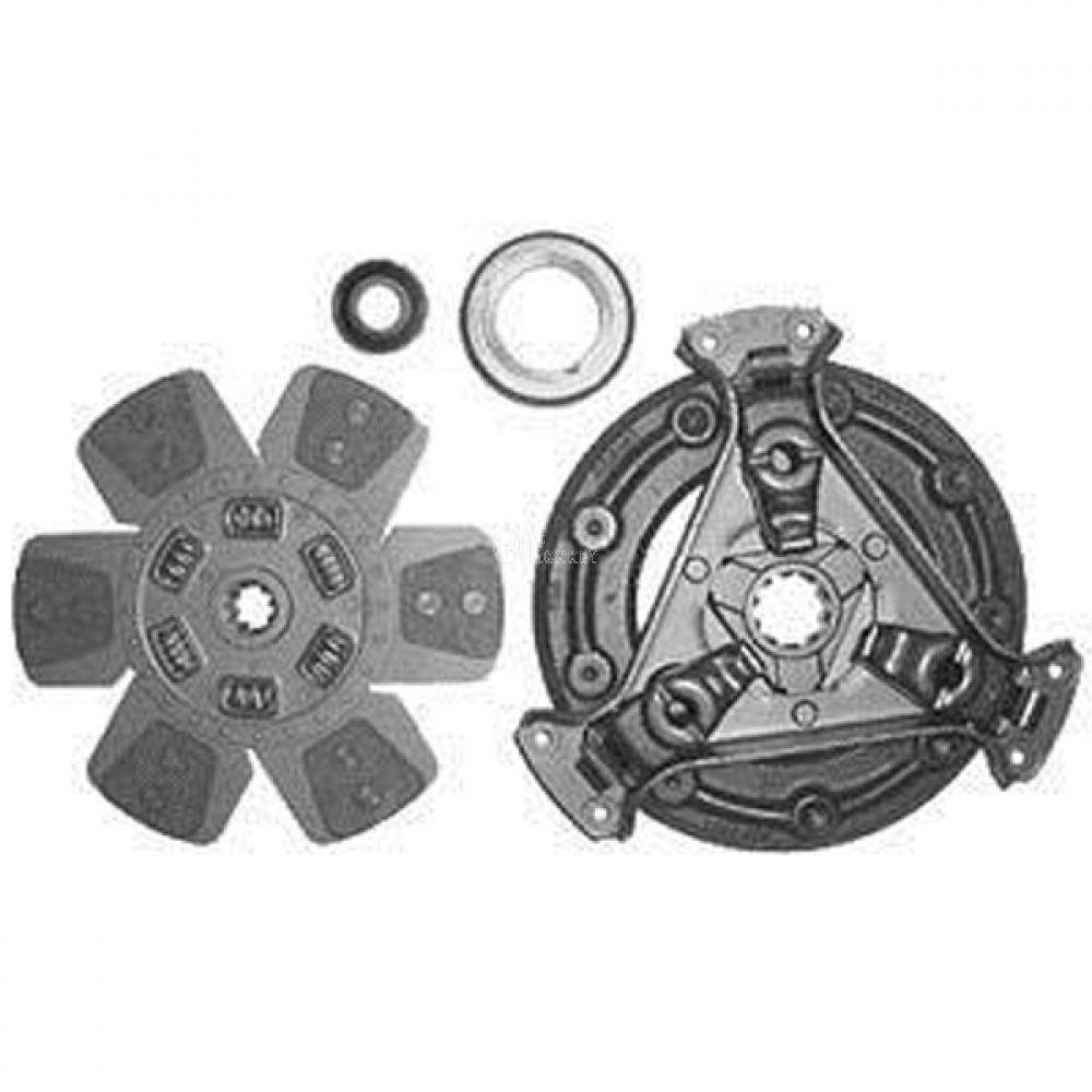 "70716K NEW 11"" Single Stage Clutch Kit International 454 464 484 574 584 674 684 784 884"