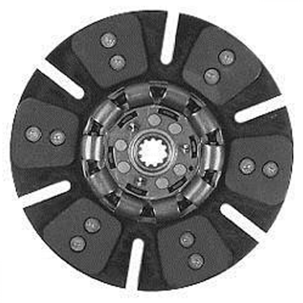 85026 HD6 NEW Clutch 6 (Large) Pad Disc Case-IH 495 585 595 685 695 885 895 995 3220 3230 3400