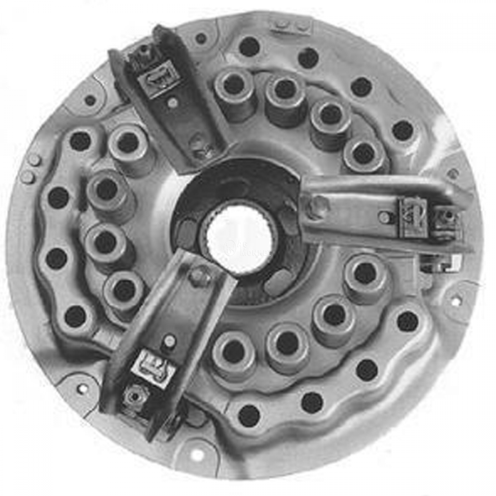 """Fd802Aa NEW 11"""" Dual Stage Clutch PPA Ford 2100 2110 2150 2300 2310 2600 2610"""