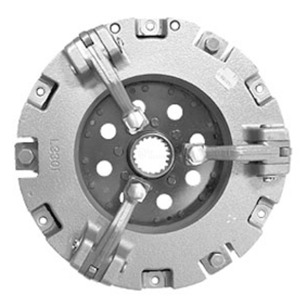 Mo1250152 9 Dual Stage Clutch Pressure Plate Assembly For Kioti Lk Engine Diagram Part