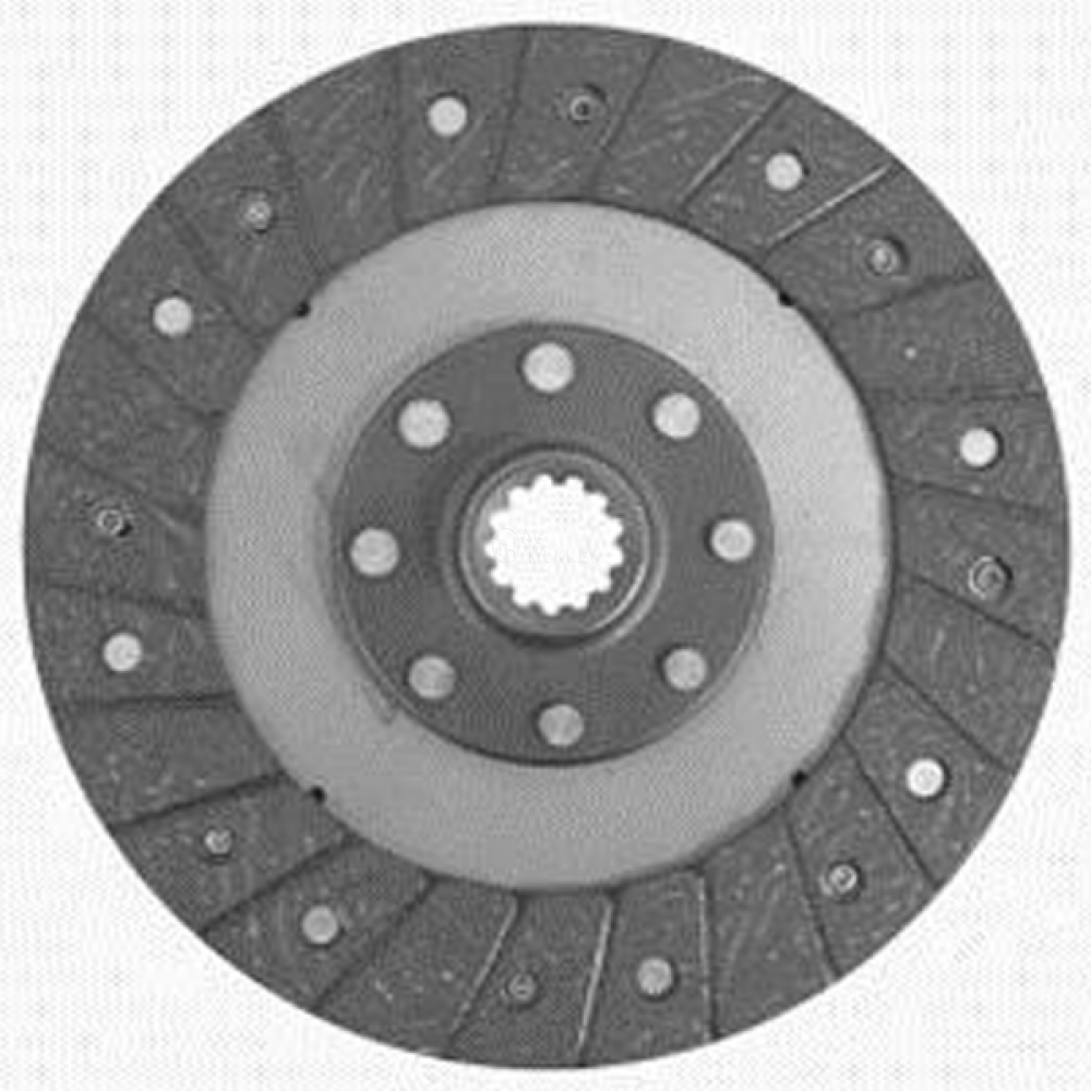 "M3281106 NEW 8"" Single Stage Woven Clutch Disc Field Boss 21 Yanmar 1802 2002"