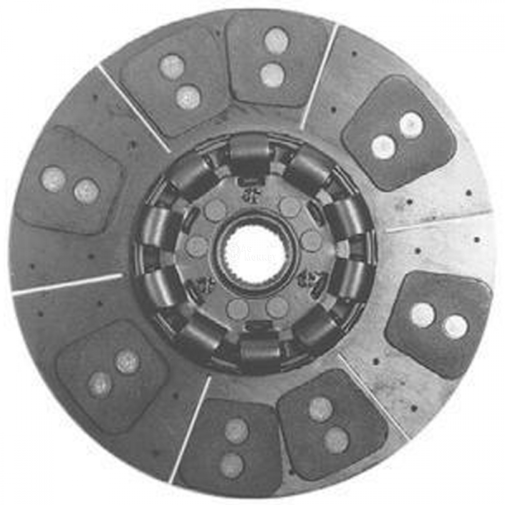 "M528297 HD8 NEW 14"" Single Stage Clutch Disc (8-Large Pad) 1105 1155 1135"