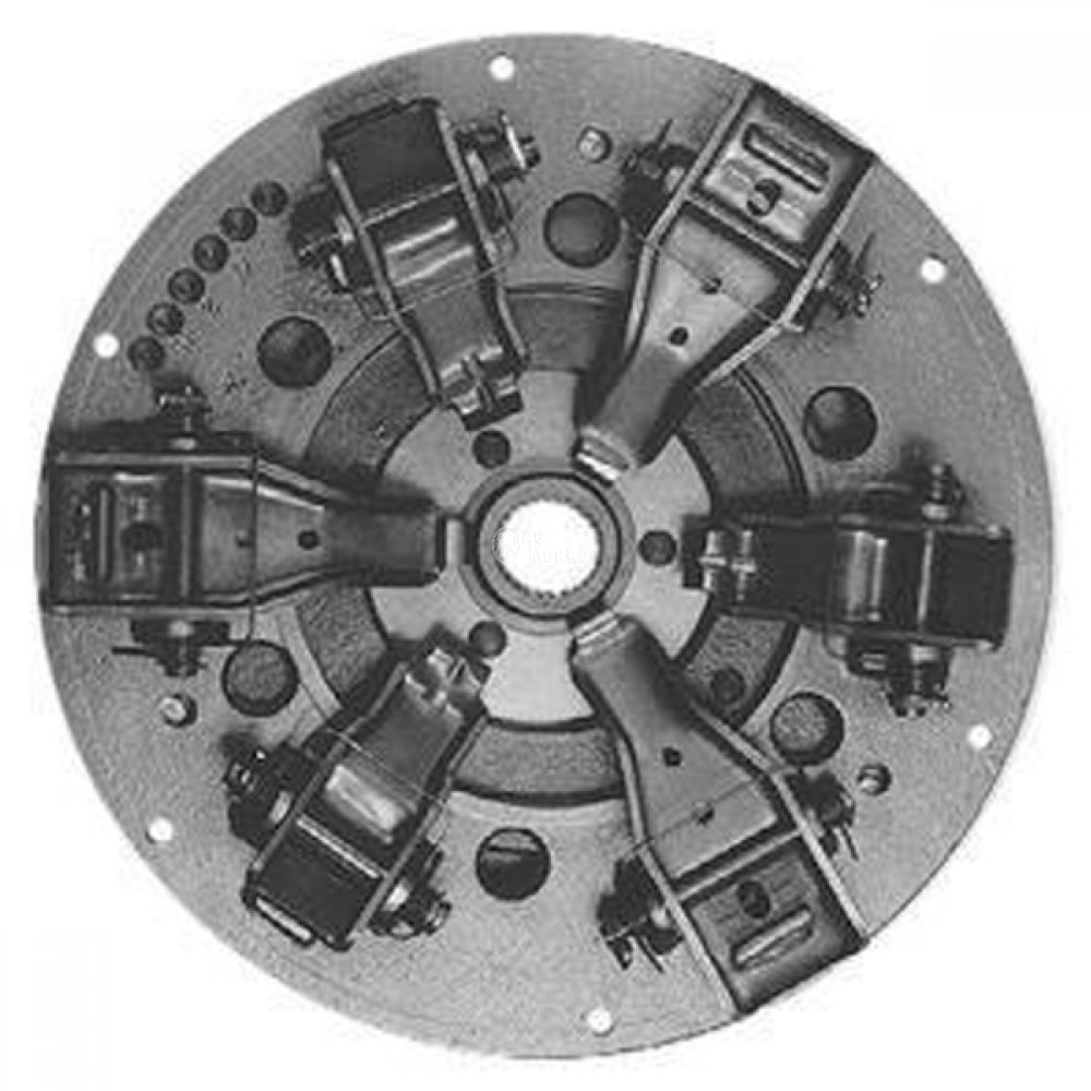 """R43206 NEW 13 1/2"""" Dual Stage Clutch Pressure Plate Assembly For John Deere 4320"""