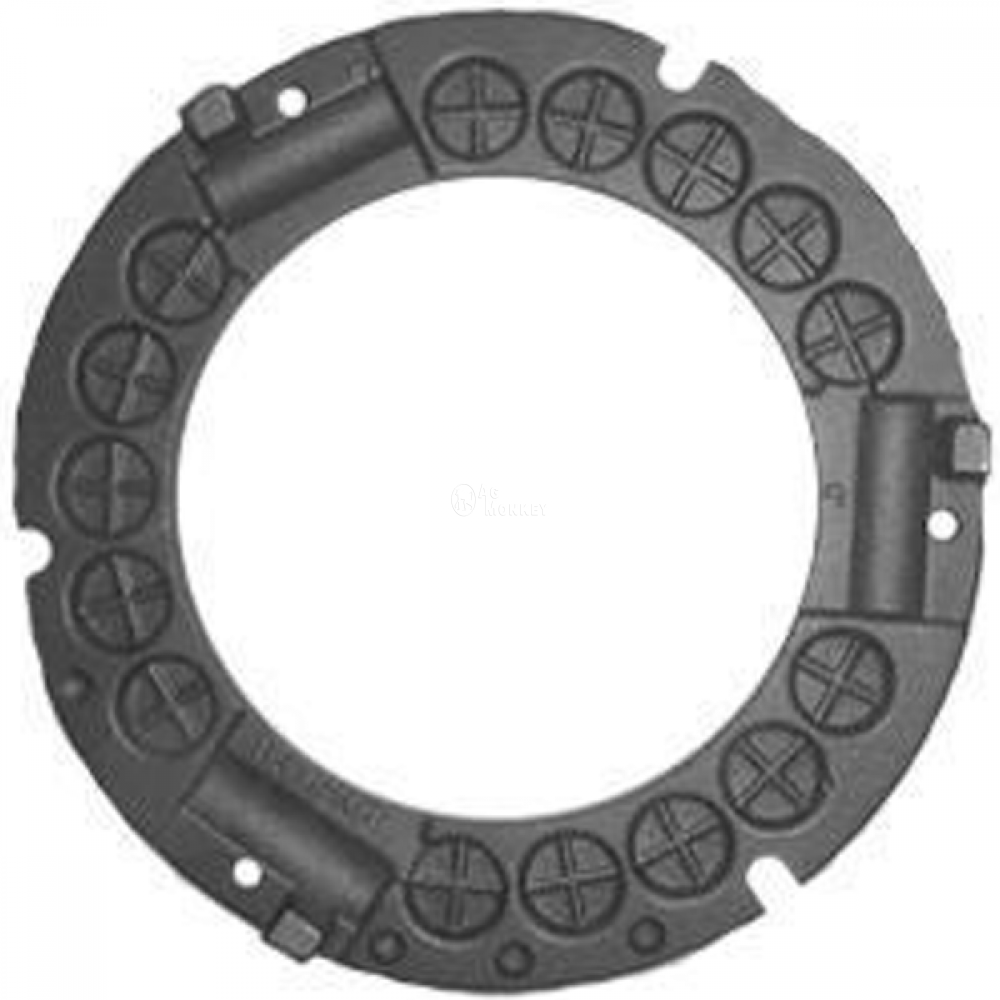 R46808 Clutch Components Bottom Cast Plate John Deere 4520 4620 740 743 760 Series A 770 Motor Grader