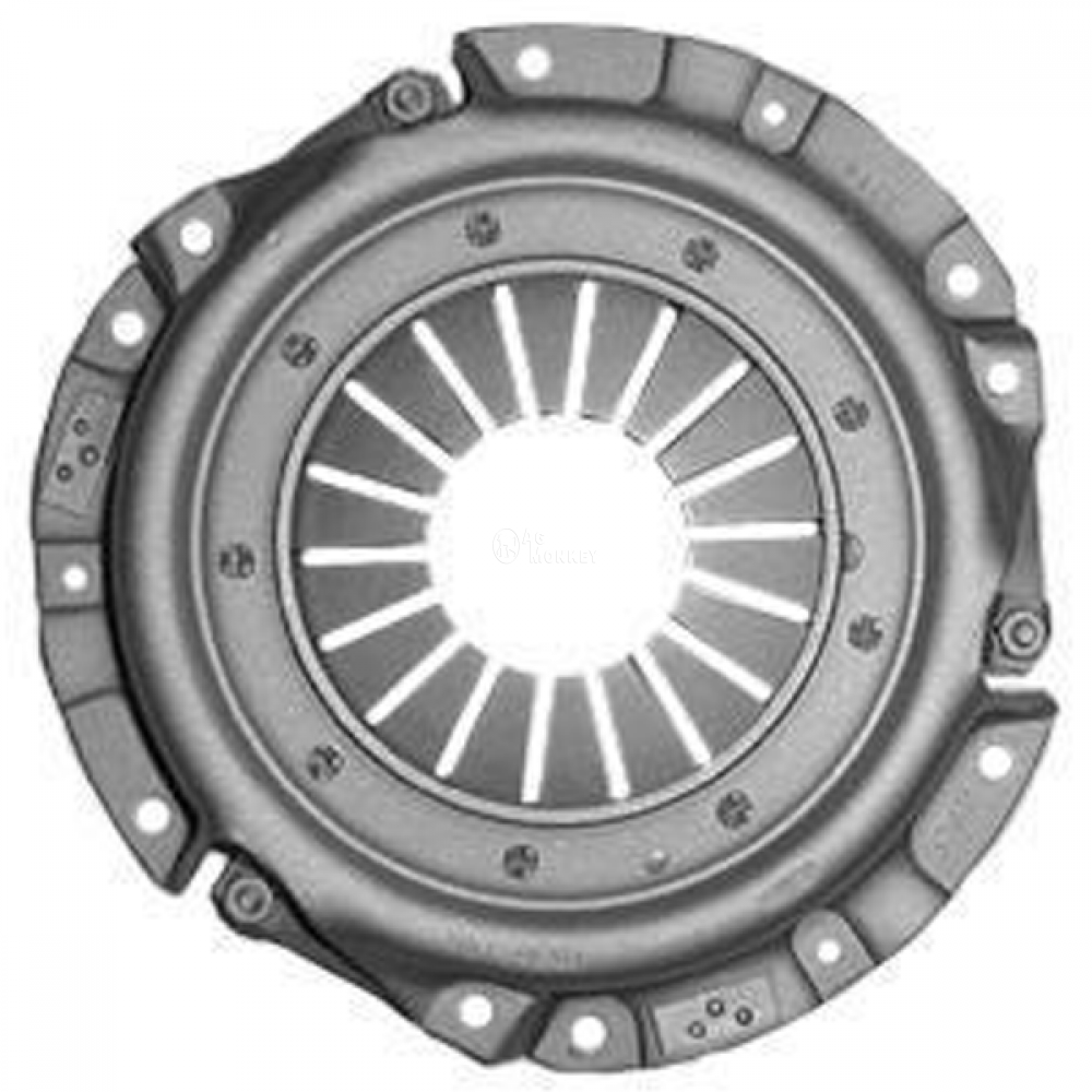 """W129437 NEW 8"""" Single Stage Clutch Pressure Plate Assembly White Field Boss 21"""