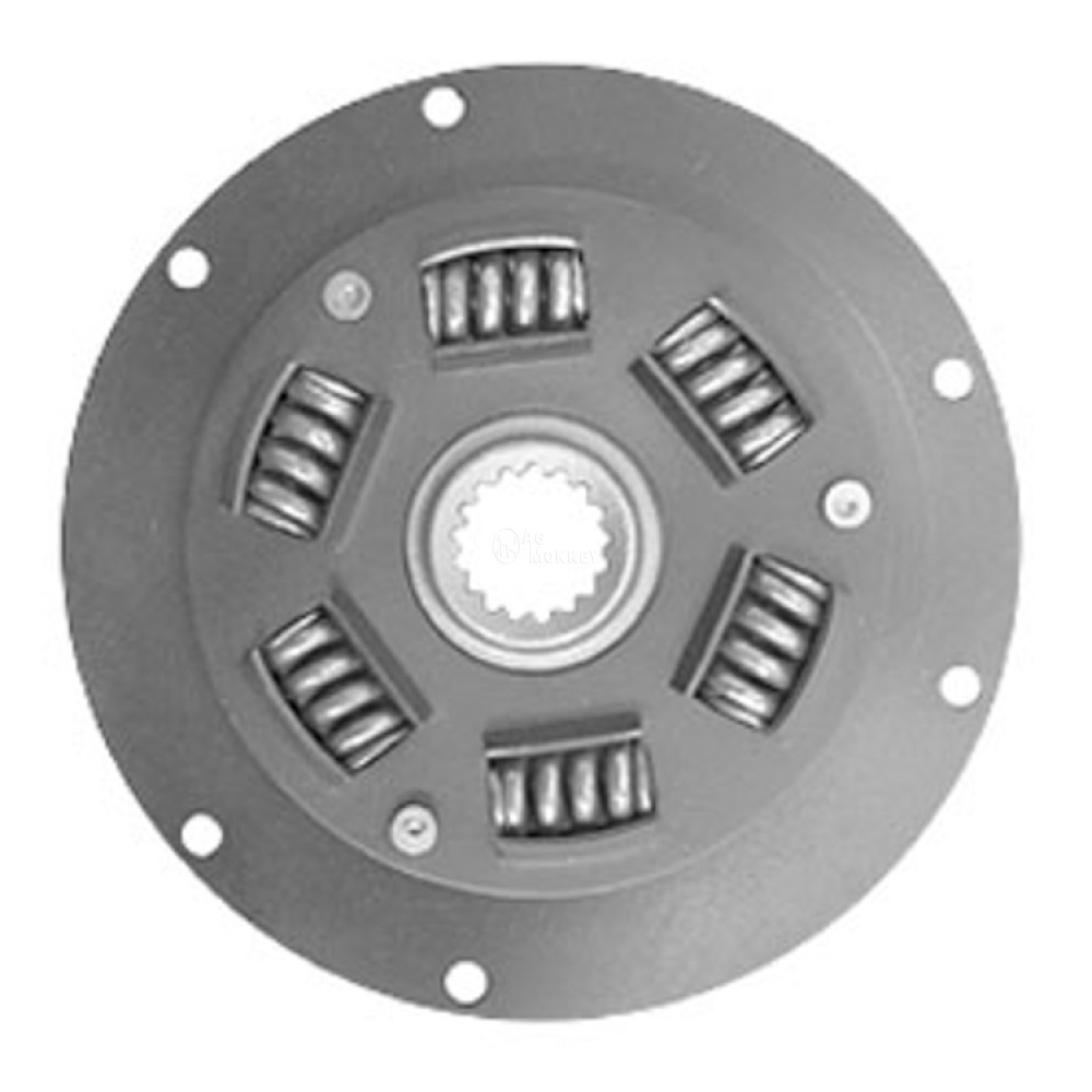 """W165988 13"""" Single Stage Clutch Pressure Plate Assembly Oliver 1850 1850 4-175"""