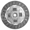 """W111309 NEW 7 1/4""""Single Stage Woven Clutch Disc Ford 1120 1215 New Holland TC18"""