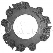 R26657 Clutch Components Bottom Cast Plate for John Deere 4010